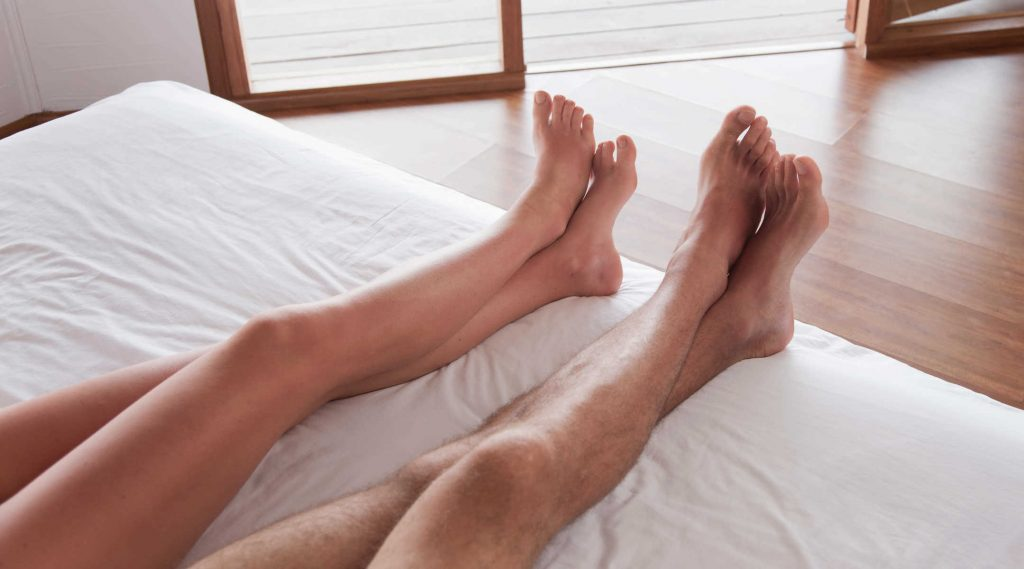 couple can not have intercourse because of pain